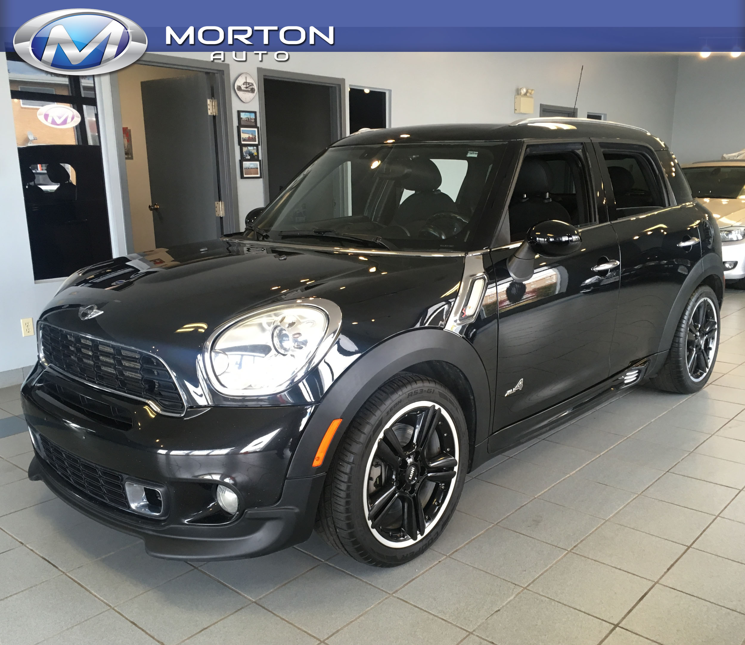 2011 Mini Countryman S All4 Morton Auto Moncton Nb R56 Fuse Box All Wheel Drive
