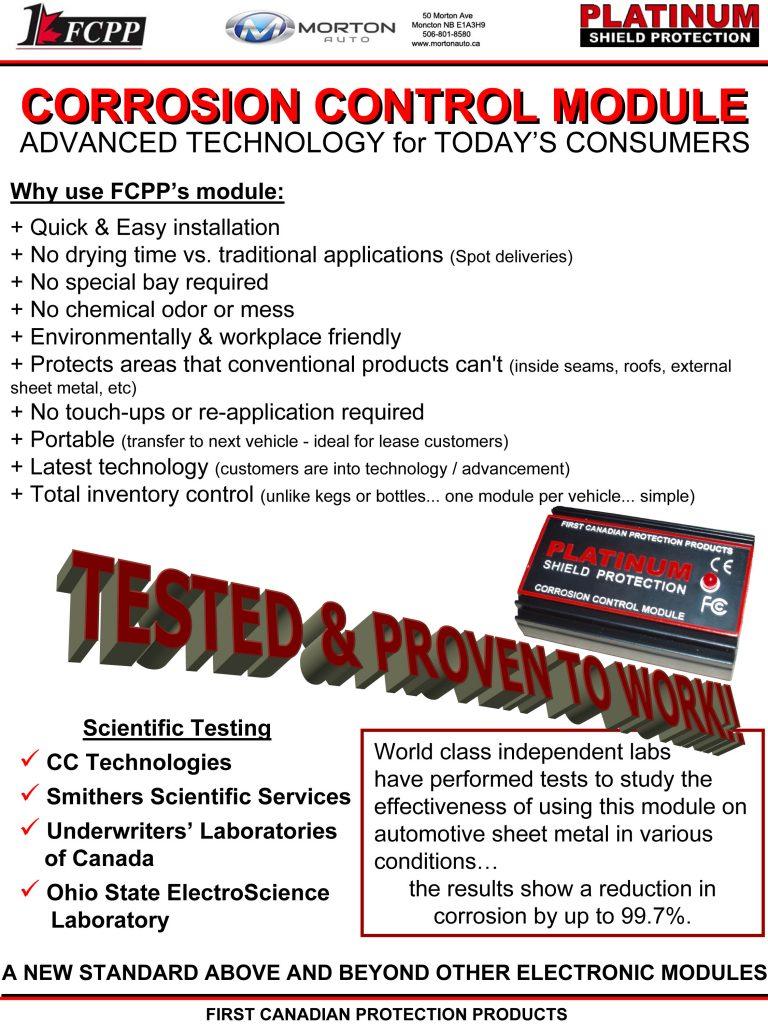 Platinum Auto Sales >> PLATINUM SHIELD PROTECTION - Morton Auto - Moncton NB